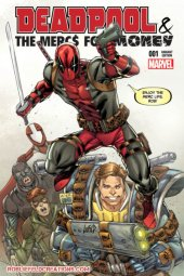 Deadpool & The Mercs for Money #1 Rob Liefeld Variant