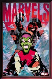 Marvels X #1 1:25 Variant Edition