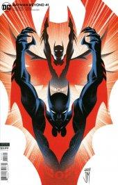 Batman Beyond #41 Variant Edition