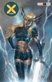 X-Men #6 Lucio Parrillo Variant Edition