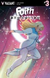 Faith: Dreamside #3 Original Cover