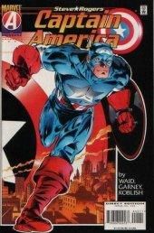Captain America #445