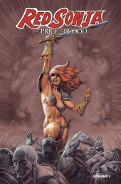 Red Sonja: The Price of Blood TP