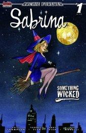 Sabrina The Teenage Witch: Something Wicked #1 Peach Momoko Variant
