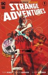 Strange Adventures #1 2nd Printing Mitch Gerads Cover