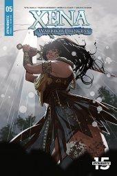 Xena: Warrior Princess #5 Cover B Rachel Stott