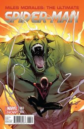 Miles Morales: The Ultimate Spider-Man #3 Pichelli Variant