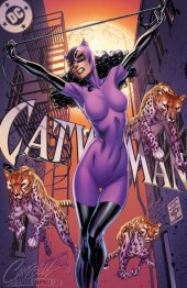 Catwoman 80th Anniversary 100-Page Super Spectacular #1 J. Scott Campbell Variant D