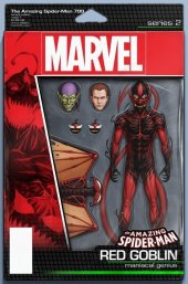 The Amazing Spider-Man #799 Action Figure Variant