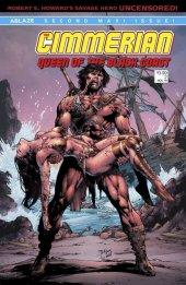 Cimmerian: Queen of the Black Coast #2 Cover C Ed Benes