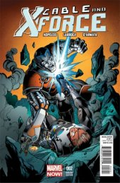 Cable and X-Force #2 Variant Edition
