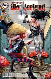 Grimm Fairy Tales Presents Wonderland #18 Cover B Eric J
