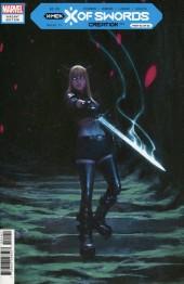 X of Swords: Creation #1 Mercado Variant