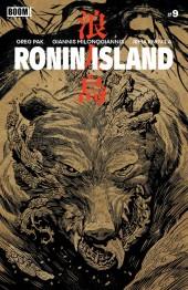 Ronin Island #9 Covre B Pre-0rderYoung
