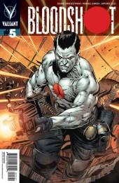 Bloodshot #5 Garcia Cover