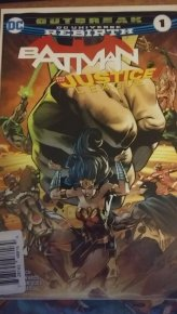 Justice League #10 3 Pack Cover