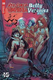 Red Sonja & Vampirella Meet Betty & Veronica #8 Cover C Braga