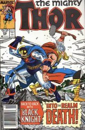 The Mighty Thor #396 Newsstand Edition
