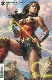 Wonder Woman #755 Variant Cover