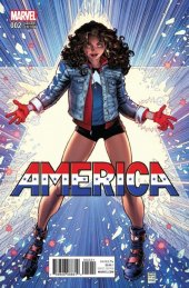 America #2 Art Adams Variant