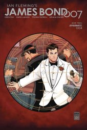 James Bond 007 #4 Cover B Robson