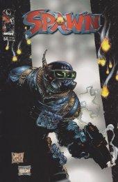 Spawn #64 Original Cover