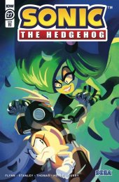 Sonic the Hedgehog #27 1:10 Incentive Variant