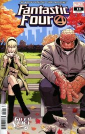 Fantastic Four #19 Christopher Gwen Stacy Variant
