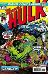 The Incredible Hulk #180 Facsimile Edition