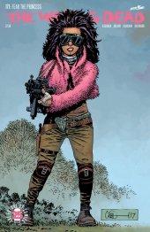 Walking Dead #171 15th Anniversary Blind Bag Mystery Cover Jen Bartel Image