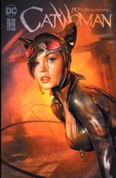 Catwoman 80th Anniversary 100-Page Super Spectacular #1 Shannon Maer Variant A