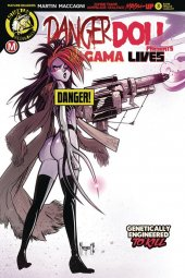 Danger Doll Squad Presents: Amalgama Lives #3 Cover B Maccagni Risque