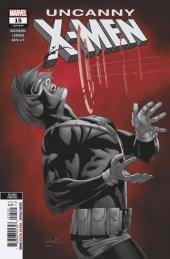 Uncanny X-Men #15 2nd Printing