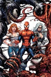 Peter Parker: The Spectacular Spider-Man #300 Tyler Kirkham Virgin Variant