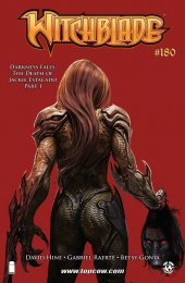 Witchblade #180 Cover B Sejic