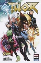 Thor #7 Land Uncanny X-Men Variant