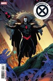 Powers of X #5 Original Cover