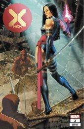 X-Men #3 Jay Anacleto Variant A