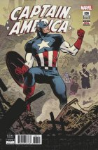Captain America #698 2nd Printing Variant