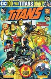 Titans Giant #1 Walmart Variant Cover