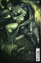 Detective Comics #1023 Card Stock Variant Edition