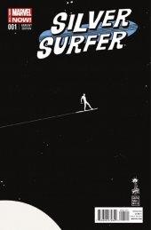 Silver Surfer #1 Francavilla Variant