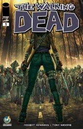 The Walking Dead #1 Wizard World Comic Con Reno Variant