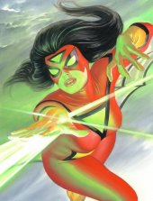 Spider-Woman #1 Alex Ross Art Exclusive Variant 1