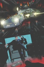 James Bond 007 #10 1:40 Carey Virgin Variant