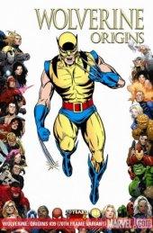 Wolverine: Origins #39 70th Frame Trimpe Variant