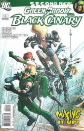 Green Arrow / Black Canary #28