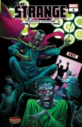 Dr. Strange #5 Luke Ross Marvel Zombies Variant