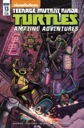 Teenage Mutant Ninja Turtles: Amazing Adventures #13 Subscription Variant