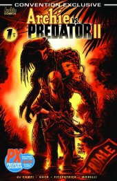 Archie Vs. Predator II #1 PX Previews SDCC 2019 Exclusive Variant